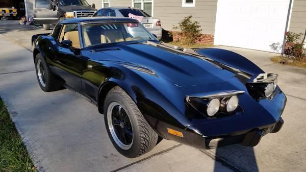 1979 chevrolet corvette fl for sale in jacksonville florida classified. Black Bedroom Furniture Sets. Home Design Ideas
