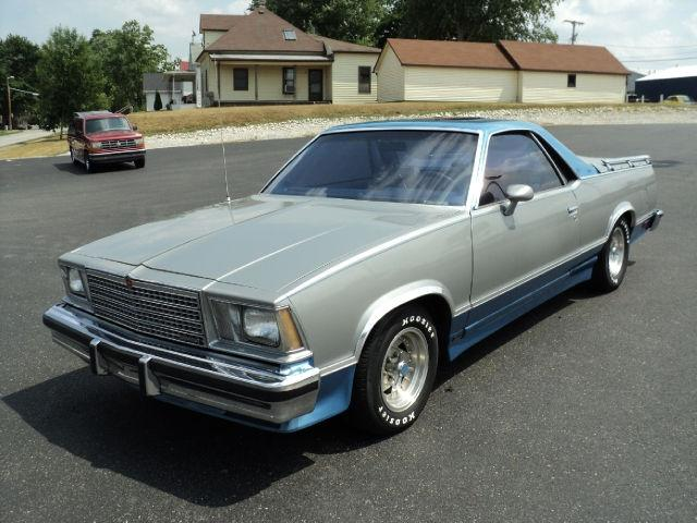 1979 Chevrolet El Camino For Sale In Columbia City