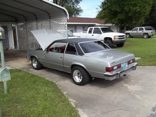 Zephyrhills Car Show: 1979 Chevy Malibu 2 Door HOT ROD For Sale In Brooksville