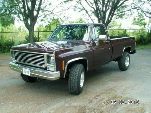 1979 Chevy Silverado 4x4 Restored For Sale In Dayton Ohio