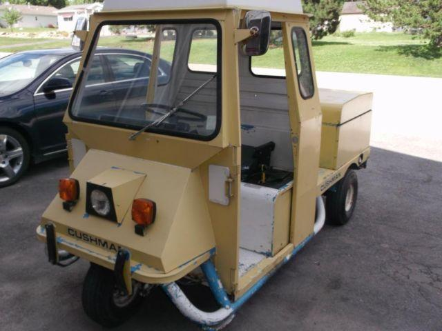 1979 cushman truckster for sale in firth nebraska for Department of motor vehicles lincoln nebraska