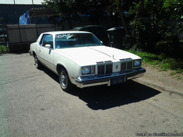 1979 cutlass supreme