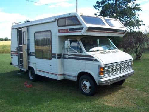 1979 Dodge Sportsman Rv