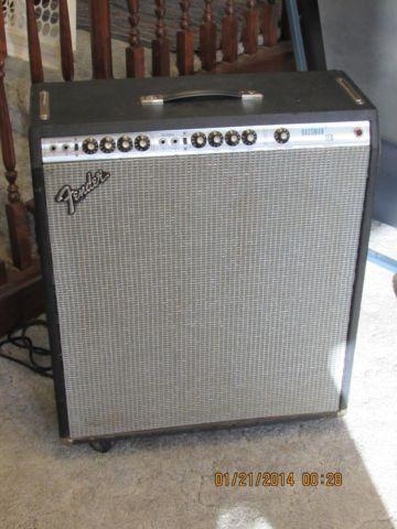 1979 Fender Bassman Ten Amp