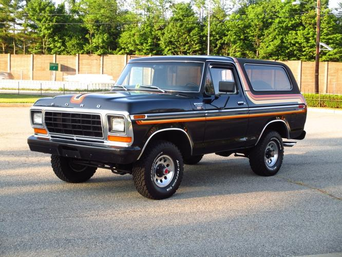 Ford Bronco For Sale In Texas Classifieds Buy And Sell