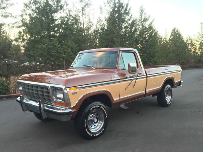 1979 ford f 250 4x4 ranger xlt 4wd for sale in austin texas classified. Black Bedroom Furniture Sets. Home Design Ideas