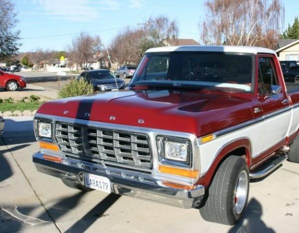 1979 ford f100 shortbed for sale in lompoc california classified 1979 ford f100 shortbed publicscrutiny Images