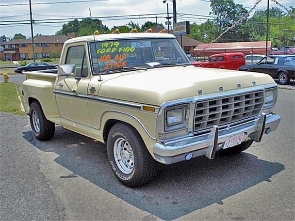 1979 Ford Stepside Craigslist | Autos Post