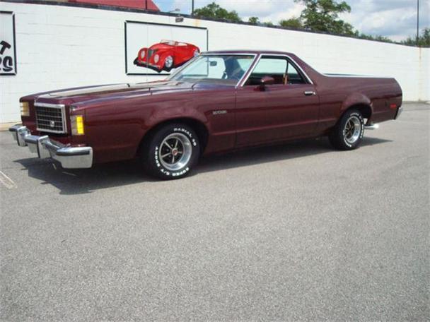 1979 Ford Ranchero For Sale In Lillington North Carolina