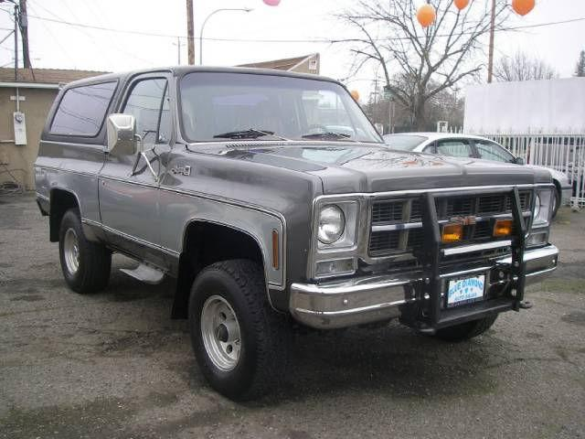 1979 GMC Jimmy for Sale in Ceres, California Classified