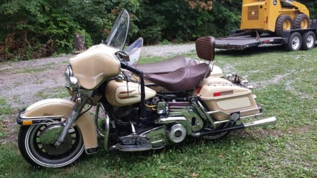 1979 Harley Davidson Classic with Sidecar