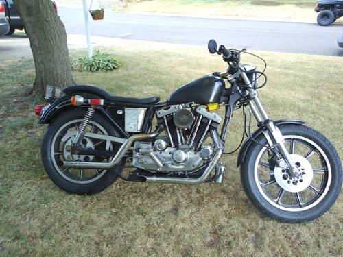 Harley Davidson Sportster Ironhead Classifieds