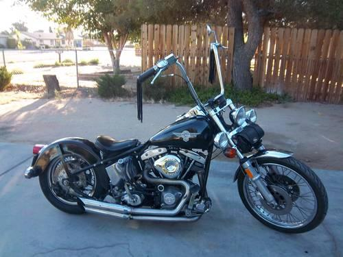 1979 HARLEY DAVIDSON SHOVELHEAD CHOPPER FXWG LOW RIDER for Sale in