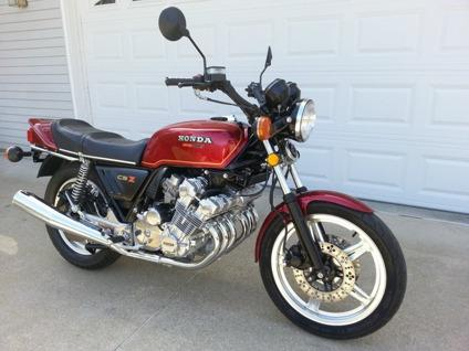 1979 honda cbx 1000 for sale in indianapolis indiana classified. Black Bedroom Furniture Sets. Home Design Ideas