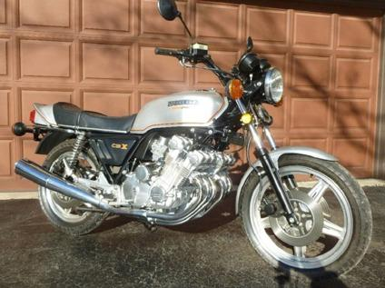 1979 honda cbx unmolested delivery worldwide for sale in for Garage ad abbeville