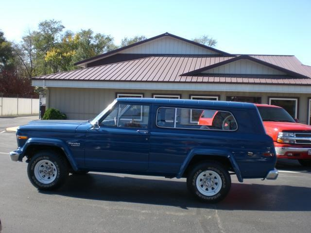 1979 jeep cherokee for sale in peoria illinois classified. Black Bedroom Furniture Sets. Home Design Ideas