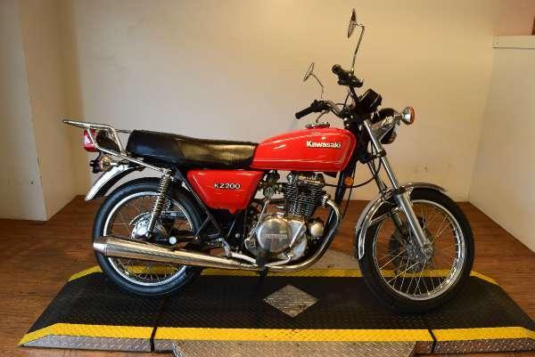 1979 Kawasaki KZ 200 for Sale in Lake Barrington, Illinois ...