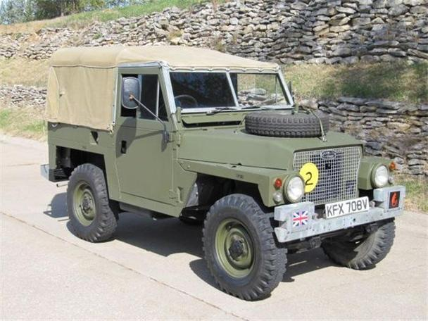 1979 land rover military jeep for sale in omaha nebraska classified. Black Bedroom Furniture Sets. Home Design Ideas