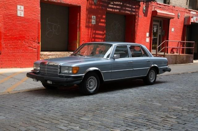 1979 Mercedes Benz 450 Sel 6 9 For Sale In New York New
