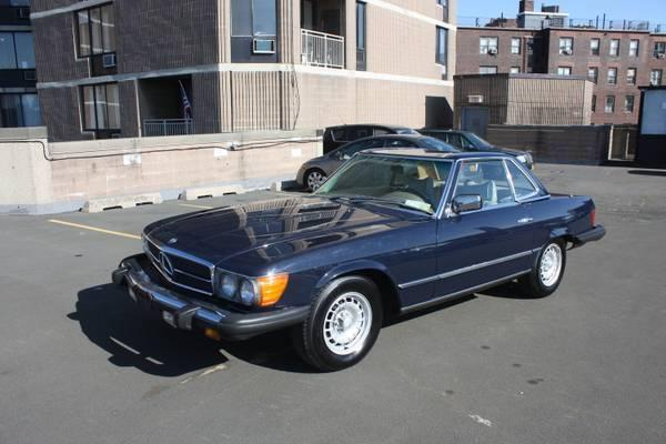 1979 mercedes benz 450sl 55k miles for sale in manhattan for 1979 mercedes benz 450sl for sale