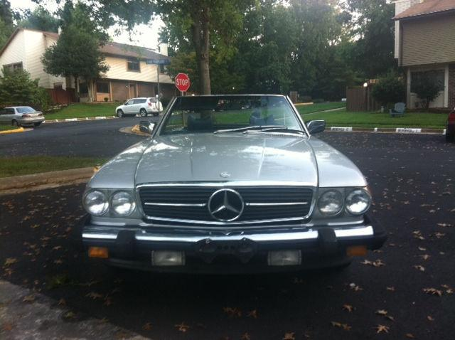 1979 mercedes benz 450sl for sale in fredericksburg for 1979 mercedes benz 450sl for sale