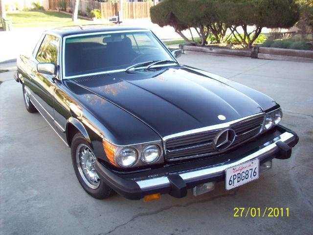 1979 mercedes benz 450slc for sale in ontario california for Mercedes benz ontario ca