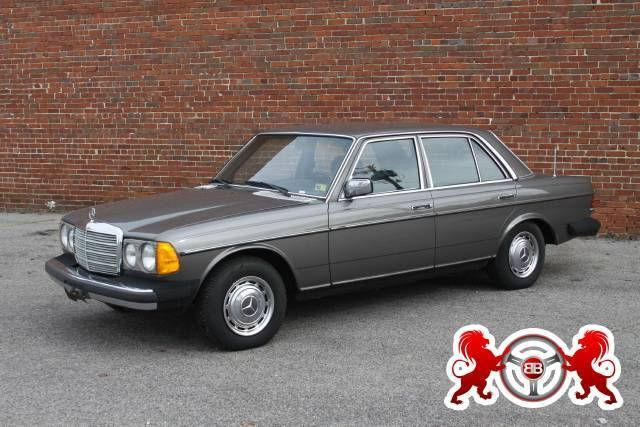 1979 mercedes benz for sale in birmingham alabama