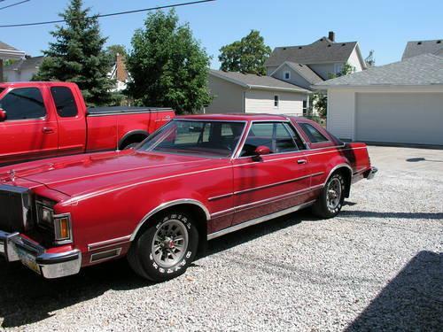 1979 Mercury Cougar Xr7 For Sale In Wapakoneta Ohio