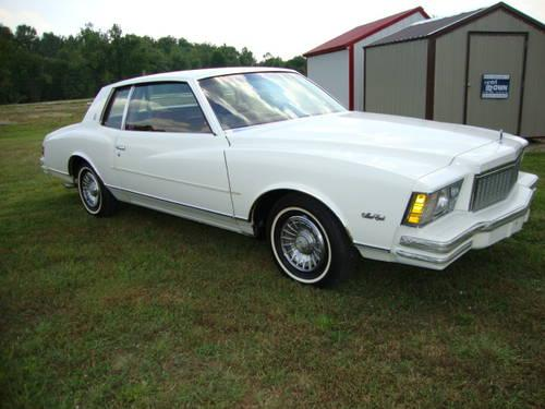 1979 monte carlo estate car a true granny 39 s car for sale in danville kentucky classified. Black Bedroom Furniture Sets. Home Design Ideas