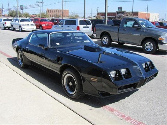 1979 pontiac firebird trans am for sale in killeen texas classified. Black Bedroom Furniture Sets. Home Design Ideas