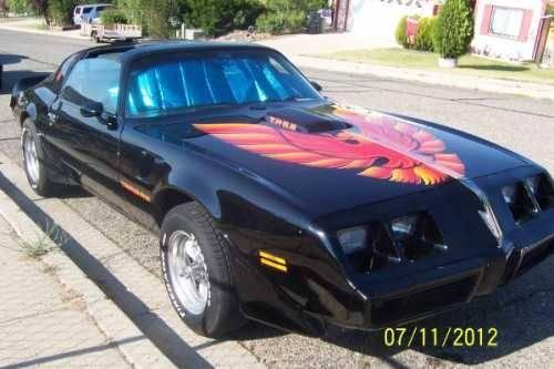1979 Pontiac Trans Am Firebird High Performance In