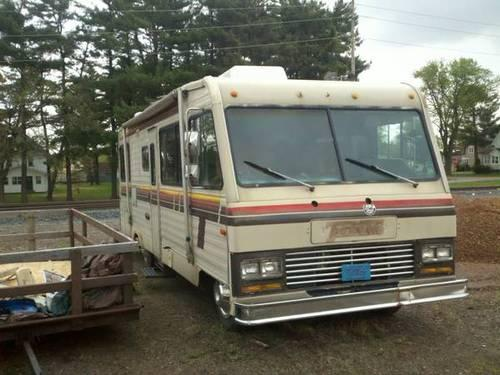 1979 Titan 28' Motorhome with STRONG 454 engine