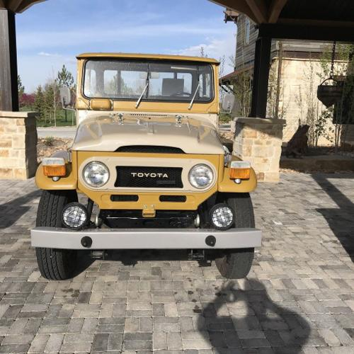 1979 Toyota Land Cruiser HJ45 Outstanding Ground Up Restoration