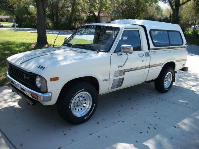 1979 Toyota Short Bed 2wd Sr5 Pickup For Sale In Sarasota