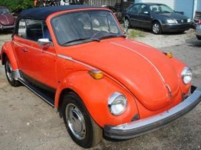 1979 volkswagen beetle pre 1980 for sale in greenville south carolina classified. Black Bedroom Furniture Sets. Home Design Ideas