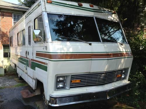 1979 Winnebago Brave For Sale In Hagerstown Maryland