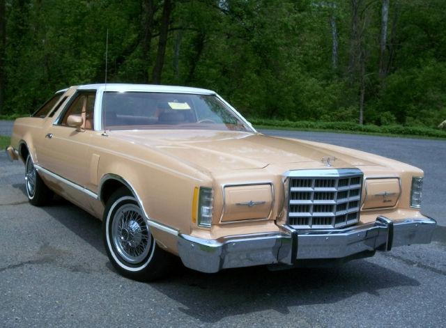 1979 ford thunderbird for sale in halethorpe maryland classified. Black Bedroom Furniture Sets. Home Design Ideas