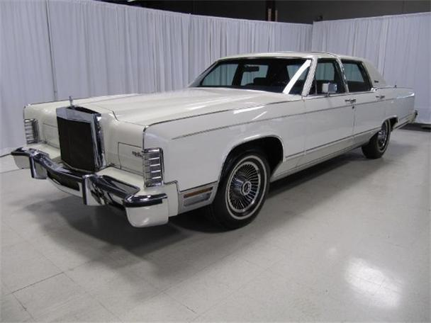 1979 Lincoln Continental for Sale in Flint, Michigan Classified ...