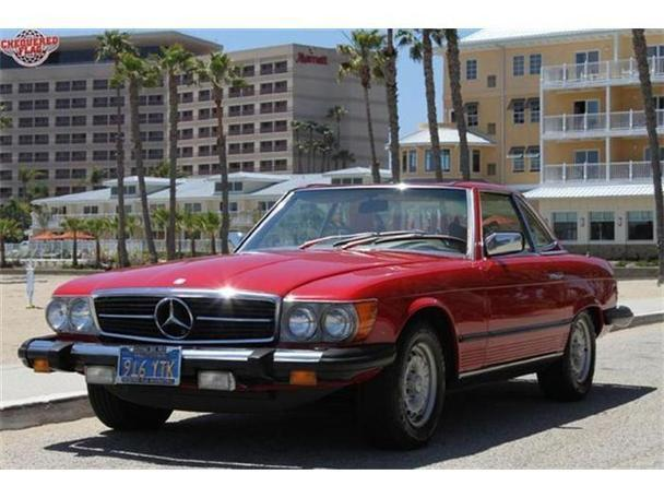 1979 mercedes benz 450 for sale in marina del rey for Mercedes benz marina del rey