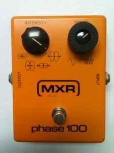1980 81 mxr phase 100 vintage effects pedal mandarin beaches for sale in jacksonville. Black Bedroom Furniture Sets. Home Design Ideas