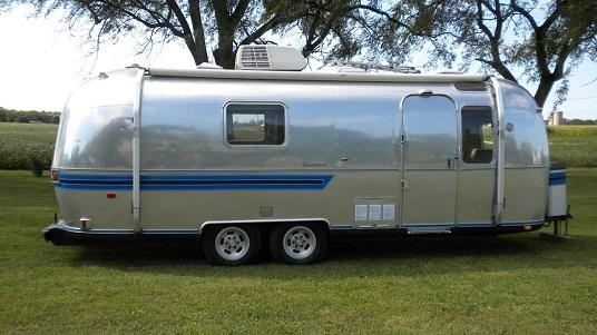 1980 Airstream International Tradewind 25'