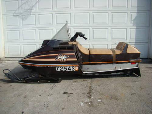 1980 Artic Cat Pantera Snowmobile Electric Start For Sale