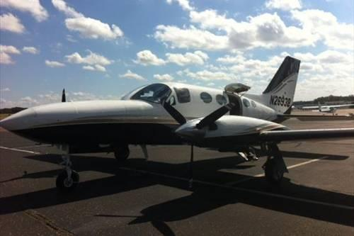 1980 Cessna 414A Airplane