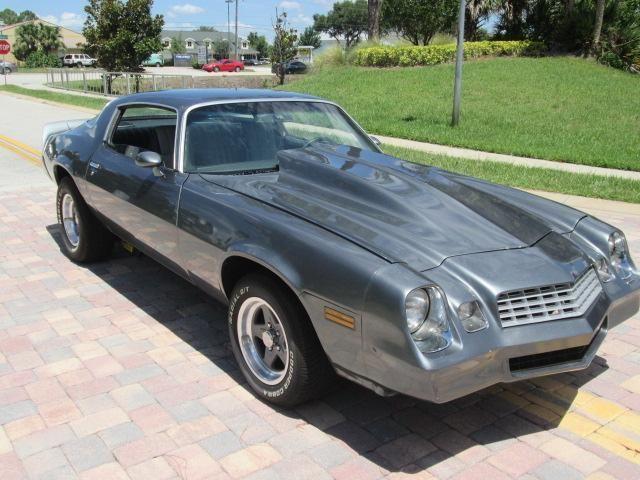 1980 Chevrolet Camaro For Sale In Melbourne Florida