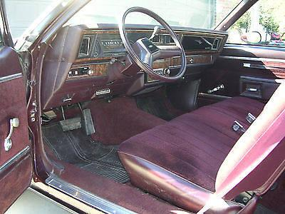 1980 Chevrolet Caprice Classic Landau Coupe 2 Door 4 4l