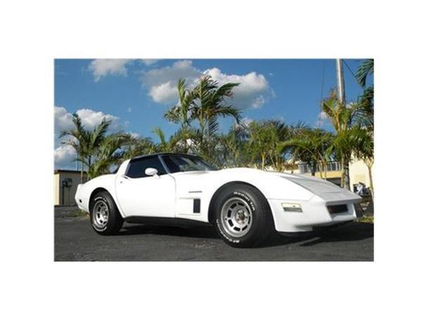 1980 chevrolet corvette for sale in miami florida classified. Black Bedroom Furniture Sets. Home Design Ideas