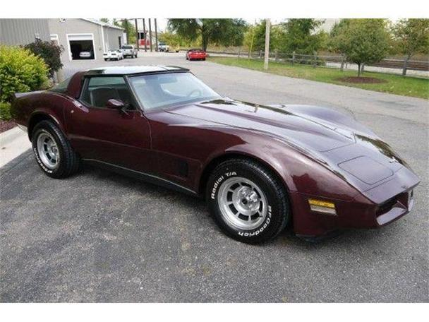 1980 chevrolet corvette for sale in lansing michigan classified. Black Bedroom Furniture Sets. Home Design Ideas