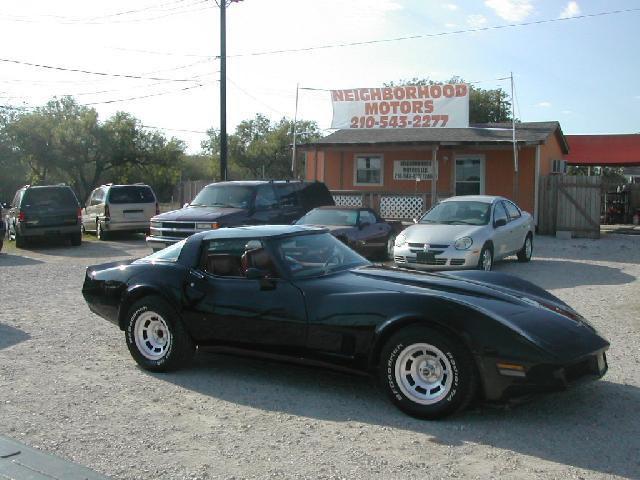 1980 chevrolet corvette coupe for sale in san antonio texas classified. Black Bedroom Furniture Sets. Home Design Ideas