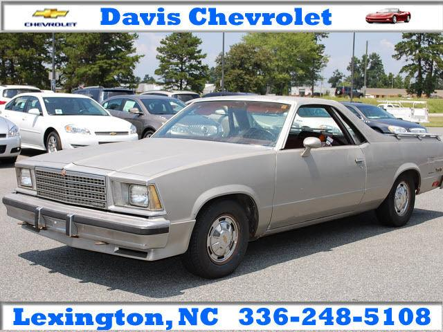 1980 chevrolet el camino for sale in lexington north carolina classified. Black Bedroom Furniture Sets. Home Design Ideas