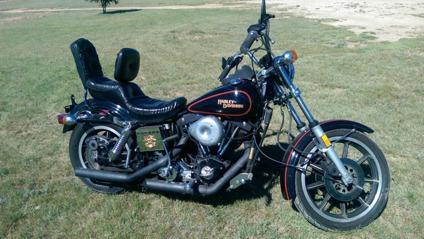 1980 harley davidson fxs lowrider for sale in calhan. Black Bedroom Furniture Sets. Home Design Ideas